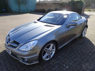 Mercedes SLK350 for sale