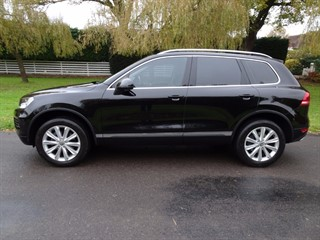 VW Touareg for sale