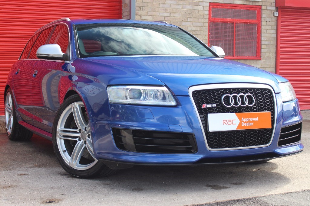 used Audi RS6 QUATTRO in wakefield-west-yorkshire