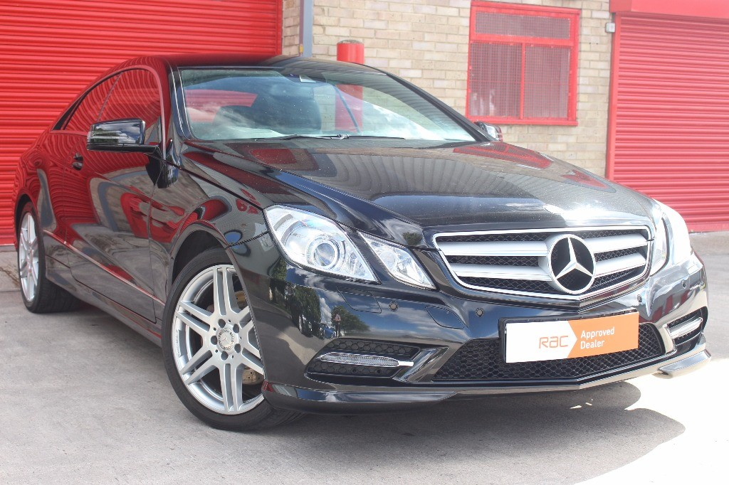 used Mercedes E350 CDI BLUEEFFICIENCY SPORT in wakefield-west-yorkshire