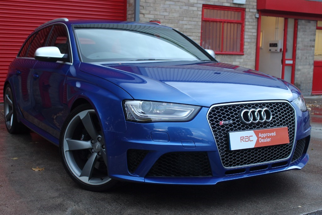 used Audi 100 RS4 AVANT FSI QUATTRO in wakefield-west-yorkshire