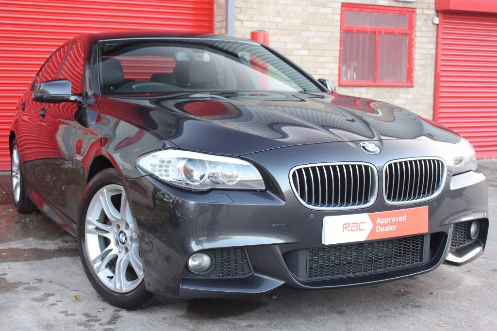 used BMW 520d M SPORT in wakefield-west-yorkshire