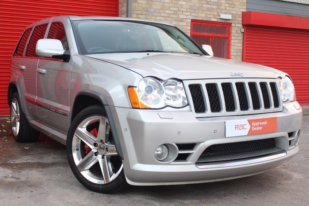 used Jeep Grand Cherokee SRT8 in wakefield-west-yorkshire