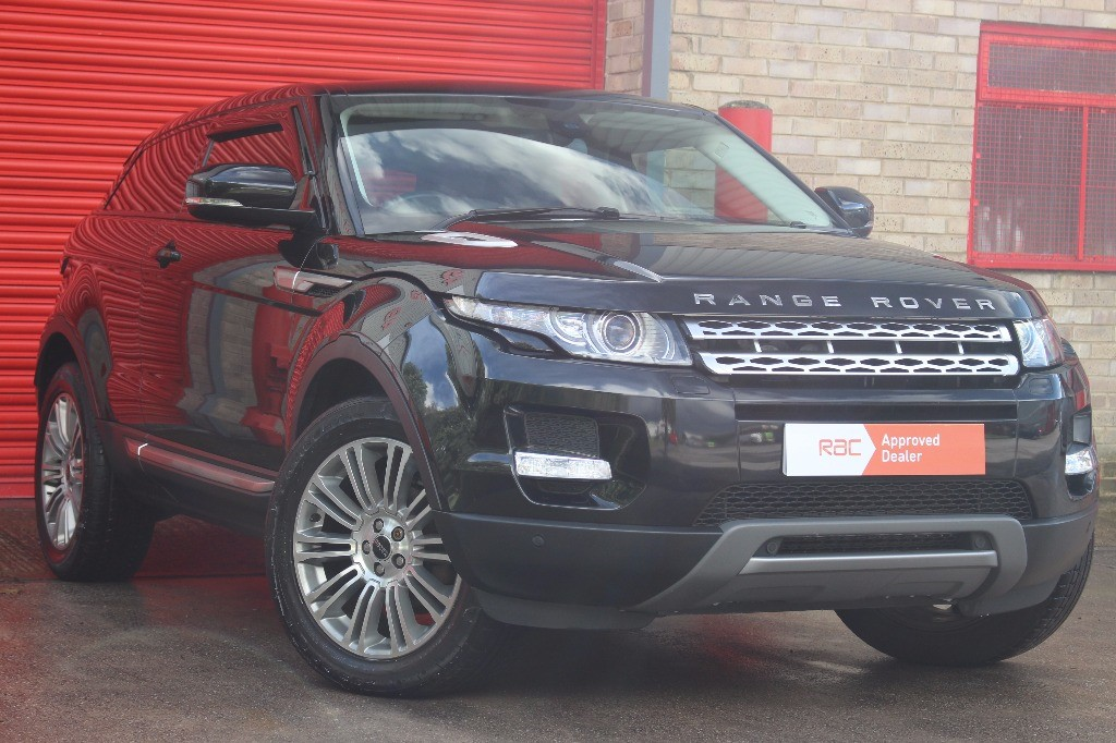 used Land Rover Range Rover Evoque SD4 PRESTIGE in wakefield-west-yorkshire