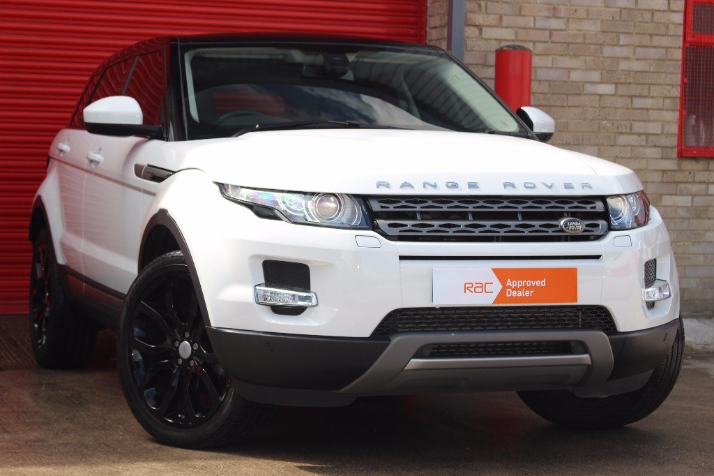 used Land Rover Range Rover Evoque SD4 PURE TECH in wakefield-west-yorkshire