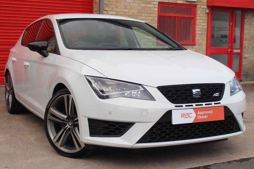 used SEAT Leon TSI CUPRA in wakefield-west-yorkshire