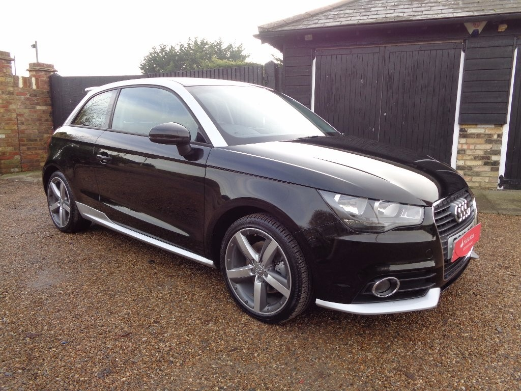 used Audi A1 TFSI Contrast Edition 3dr