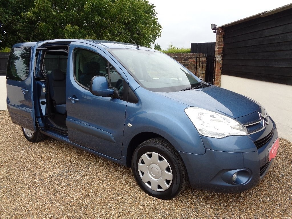 used Citroen Berlingo Multispace i 16v VTR Estate 5dr