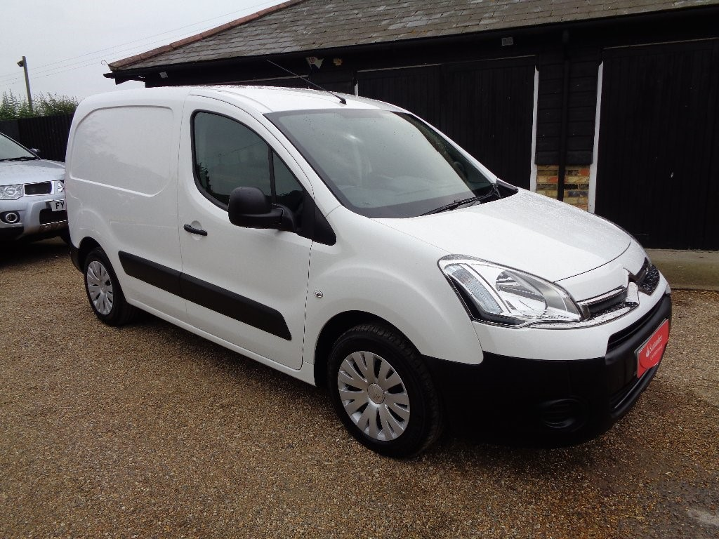 used Citroen Dispatch 1.6 HDi L1 850 Enterprise Panel Van 5dr
