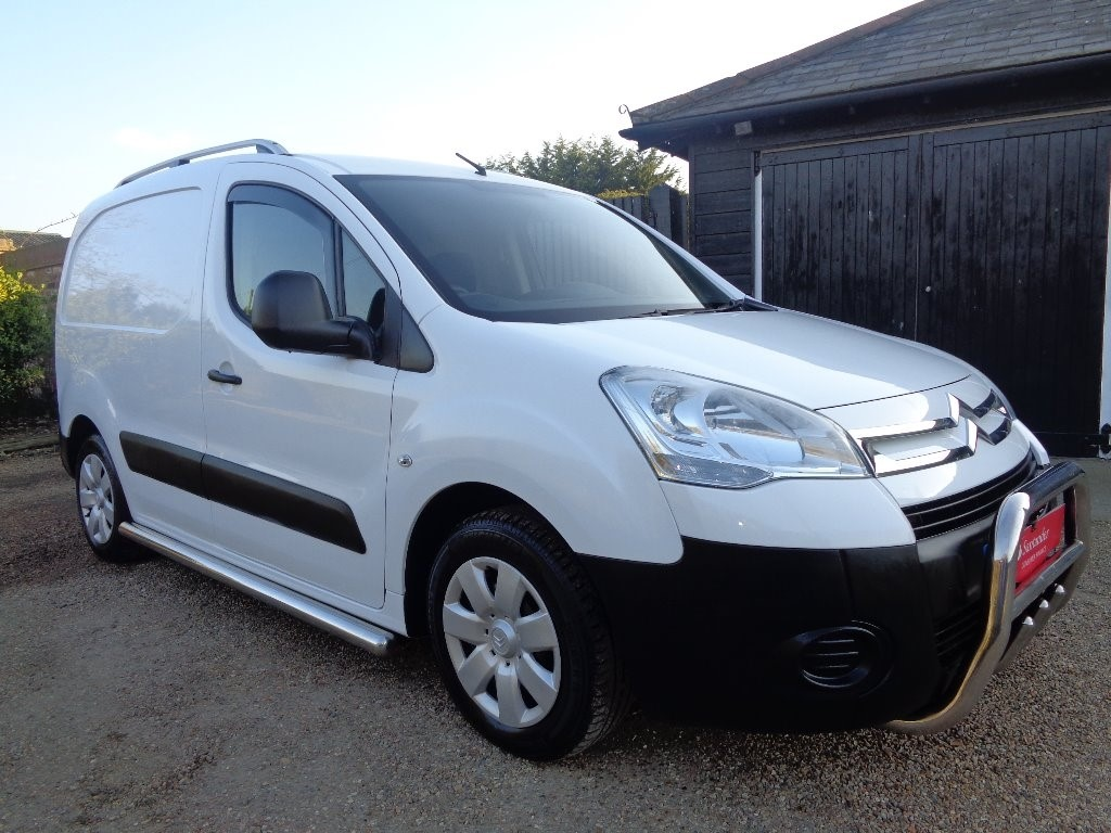 used Citroen Dispatch HDi L1 625 Enterprise Panel Van 5dr