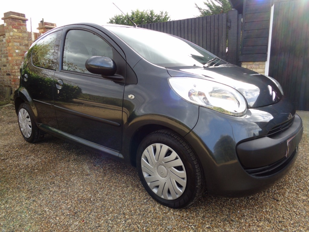 used Citroen C1 RHYTHM