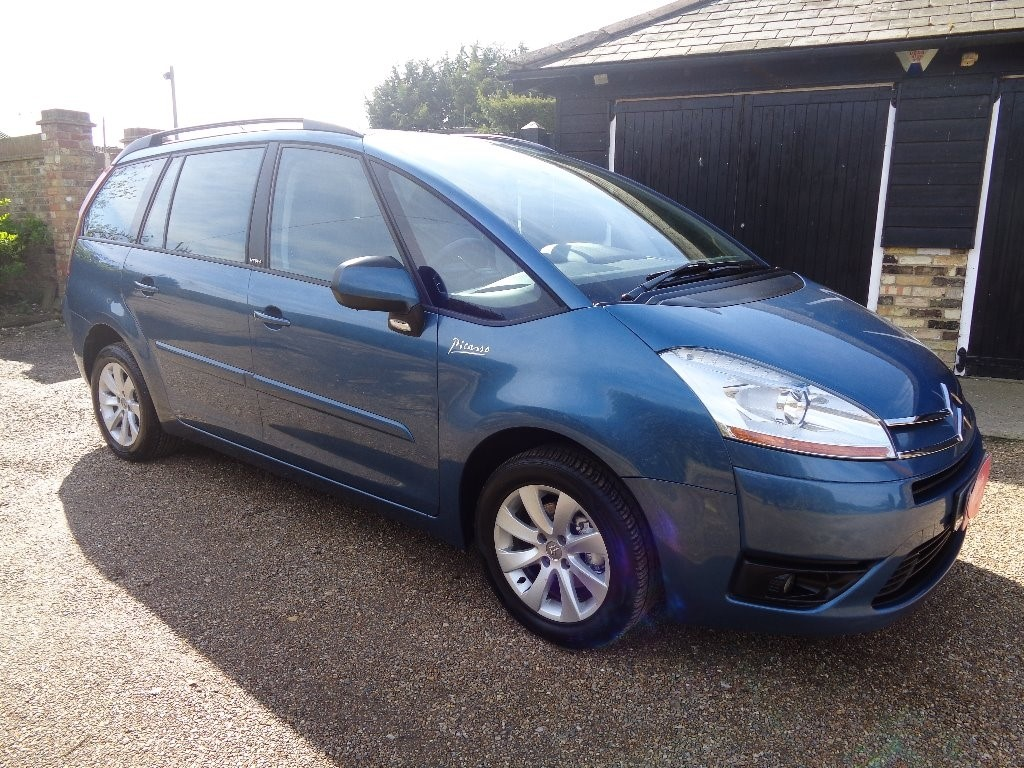 used Citroen Grand C4 Picasso HDi 16v VTR+ EGS 5dr