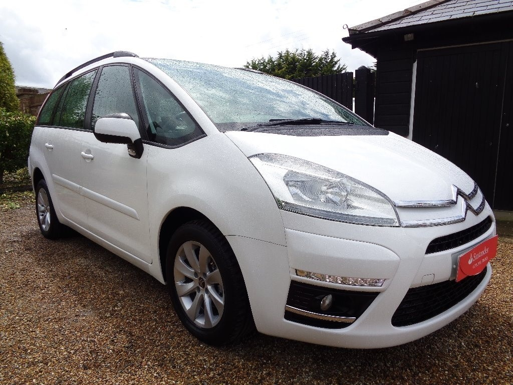 used Citroen Grand C4 Picasso e-HDi Airdream Edition EGS6 5dr