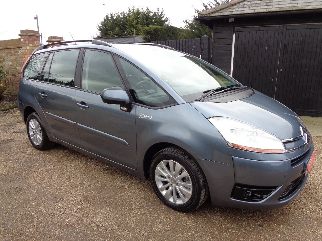 used Citroen Grand C4 Picasso i 16v VTR+ 5dr