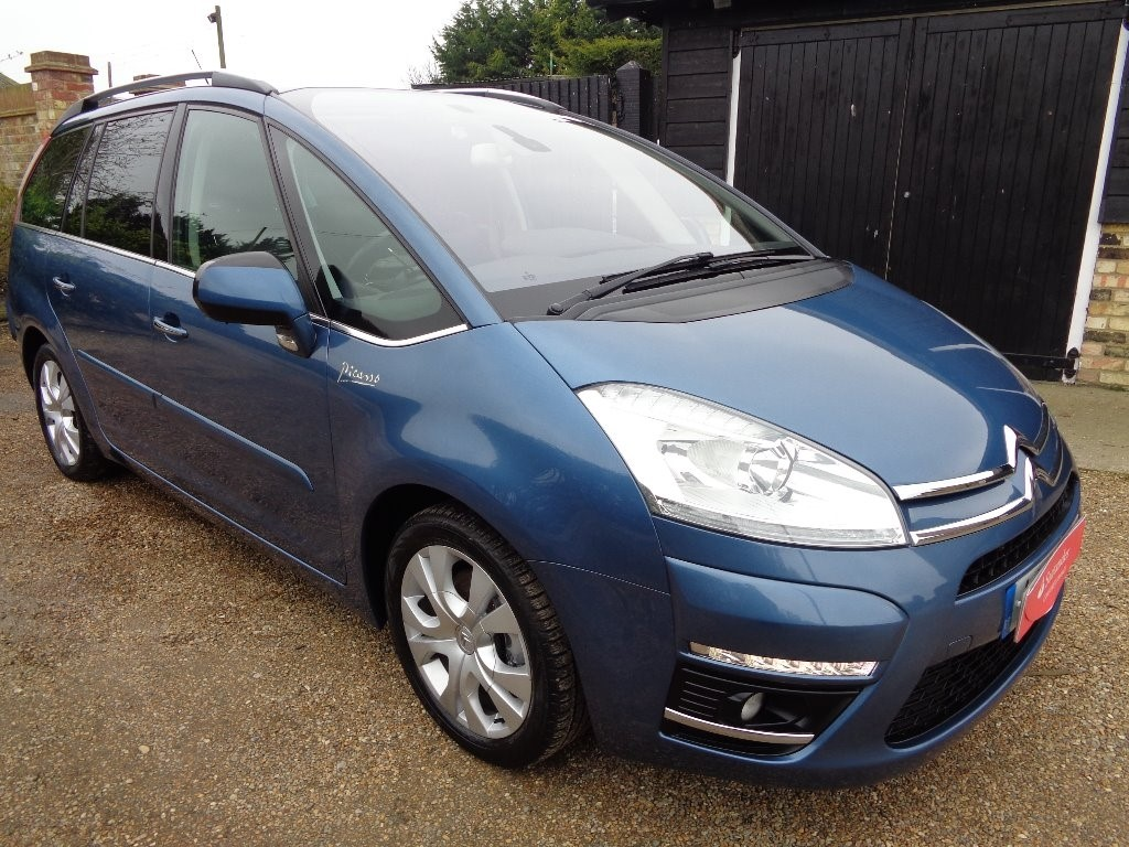used Citroen Grand C4 Picasso THP 16v Exclusive EGS 5dr