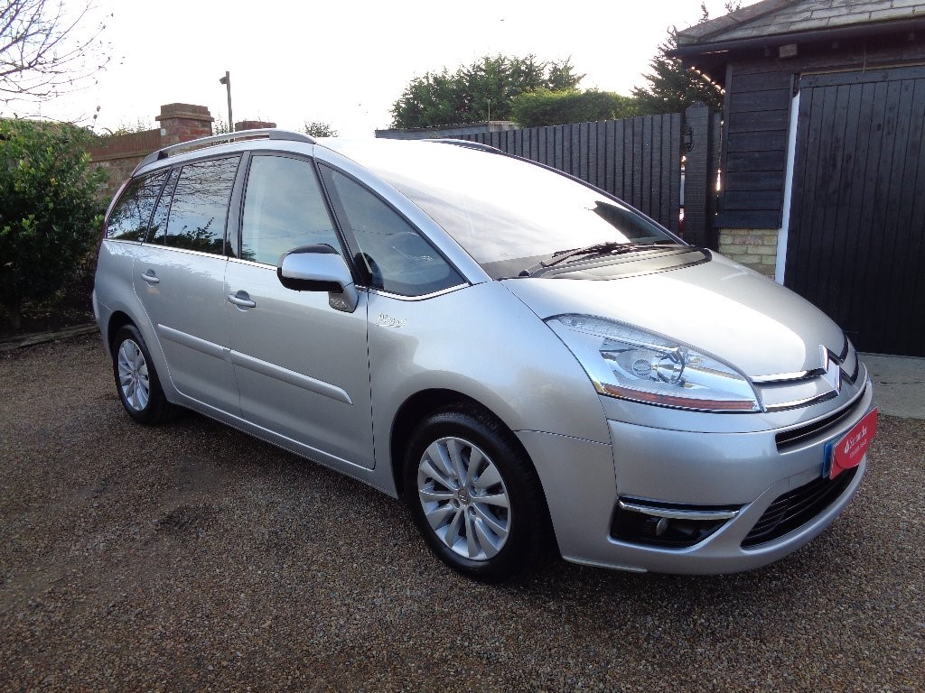 used Citroen Grand C4 Picasso HDi 16v Exclusive 5dr