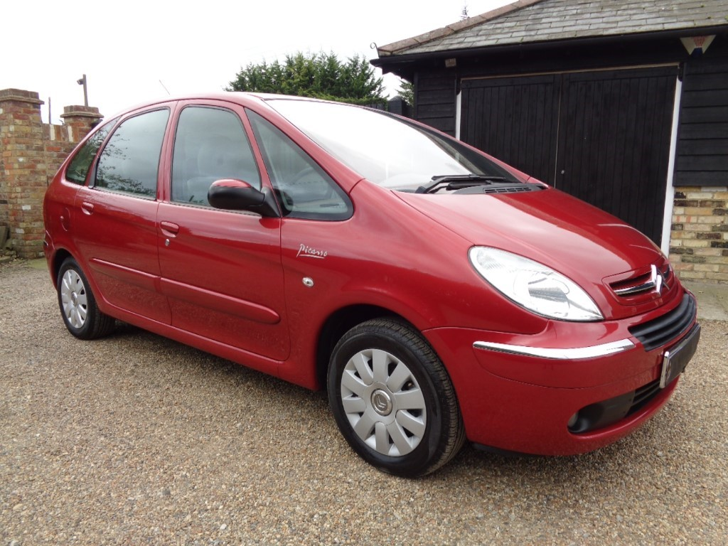 used Citroen Xsara Picasso PICASSO EXCLUSIVE 16V