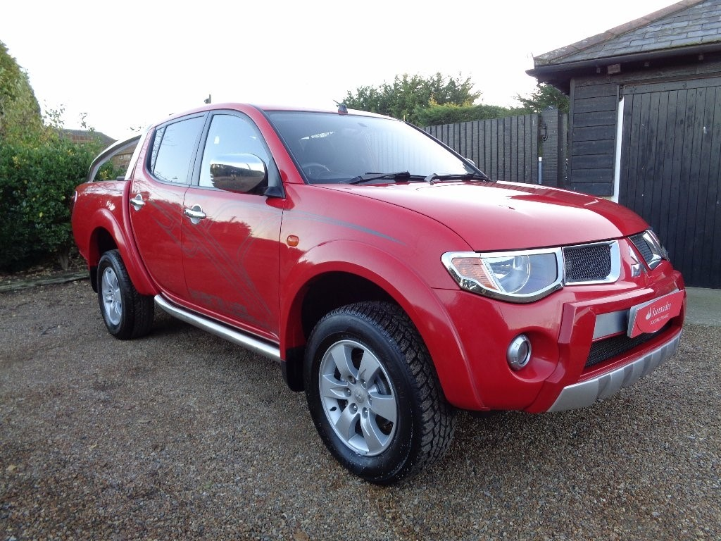 used Mitsubishi L200 DI-D Animal 4dr