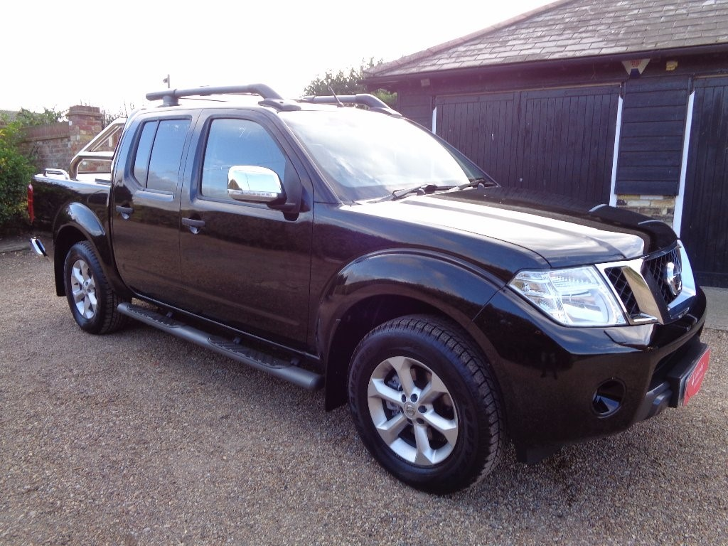 used Nissan Navara dCi Tekna Double Cab Pickup 4dr