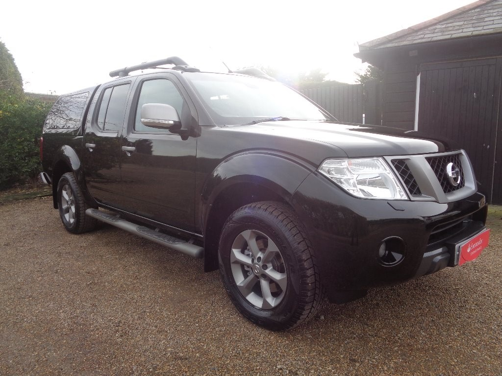 used Nissan  dCi Platinum Double Cab Pickup 4dr (EU5)