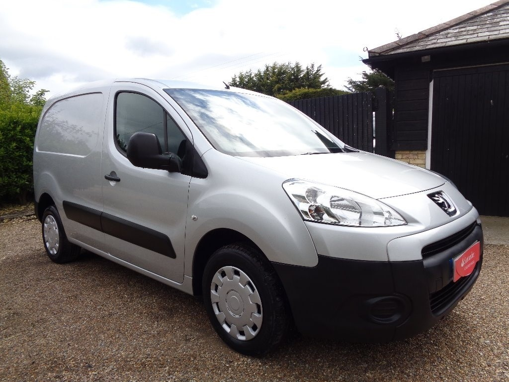 used Peugeot Partner HDi Professional L1 850 4dr