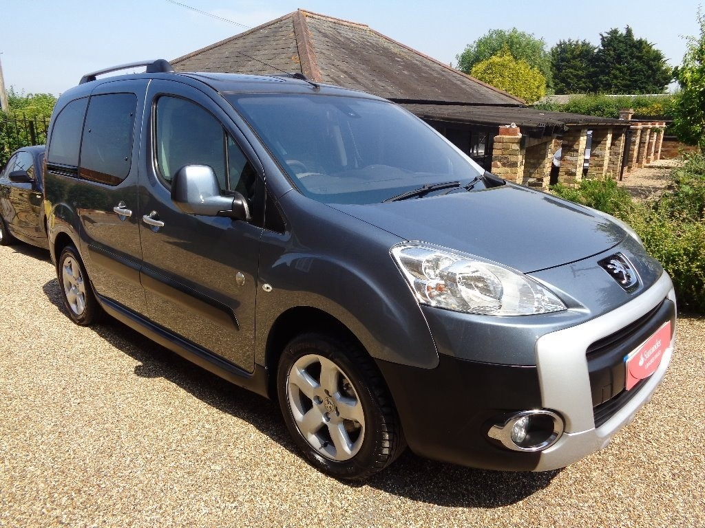 used Peugeot 1007 1.6 HDi Tepee Zenith 5dr