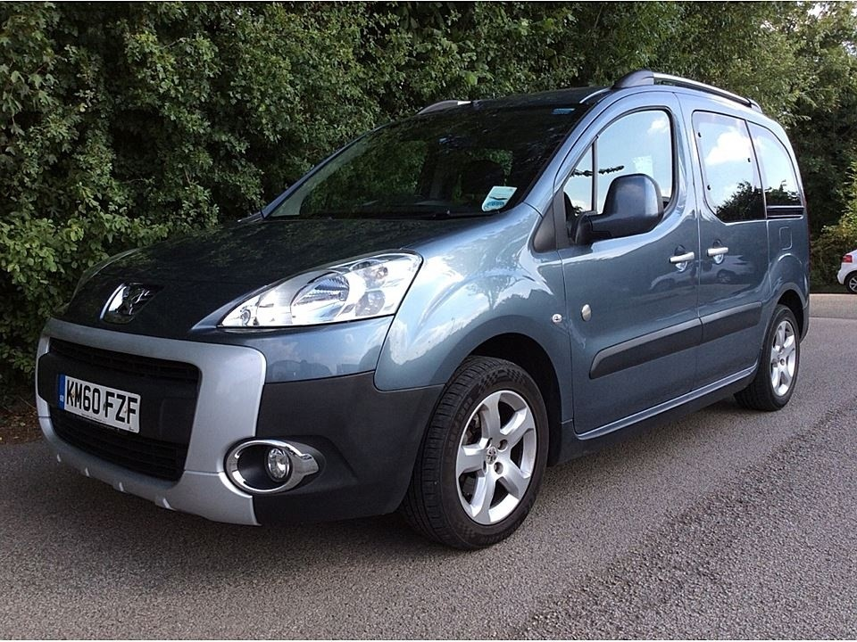 used Peugeot 1007 HDi 8v Tepee Outdoor 5dr