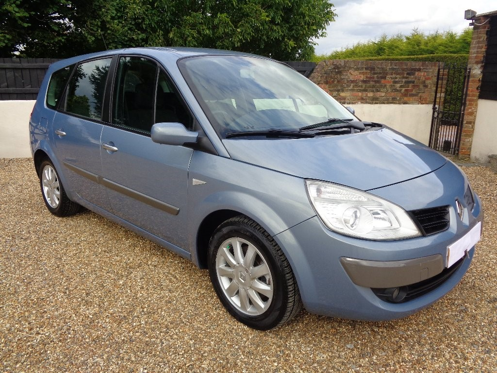 used Renault Grand Scenic VVT Dynamique 5dr
