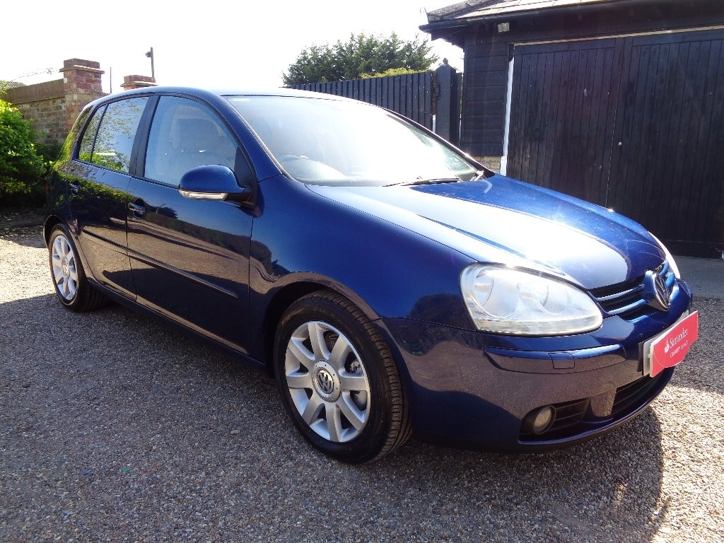 used VW Golf TDI GT DSG 5dr