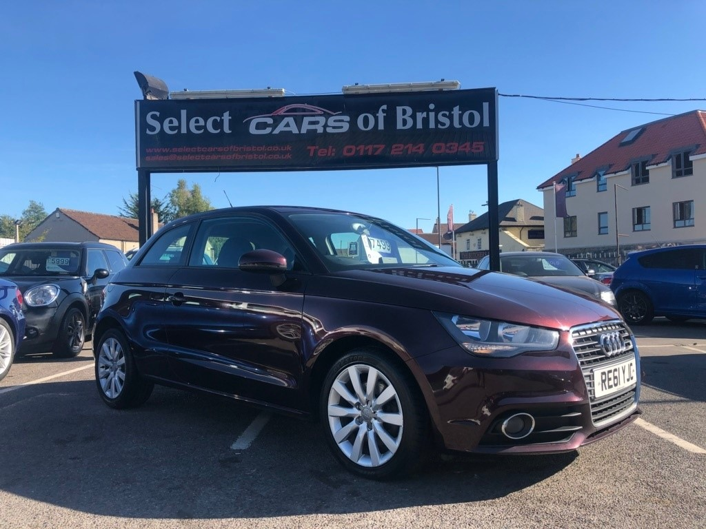 used Audi A1 TFSI Sport 3dr