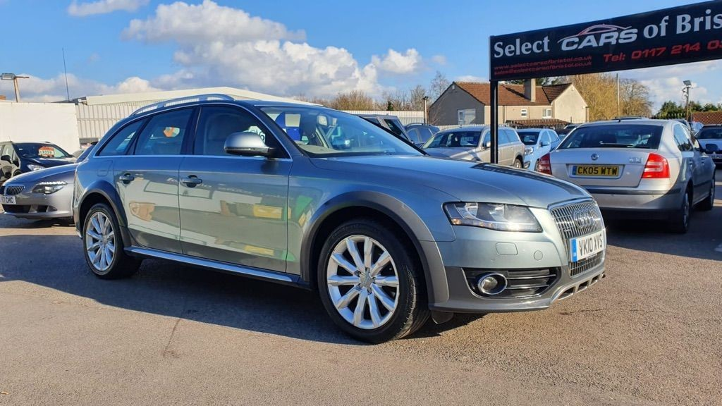 used Audi A4 allroad TFSI S Tronic quattro