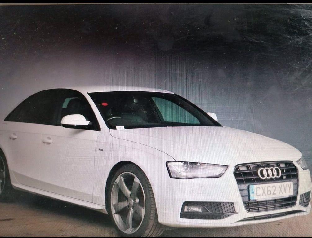 used Audi A4 Black Edition Saloon