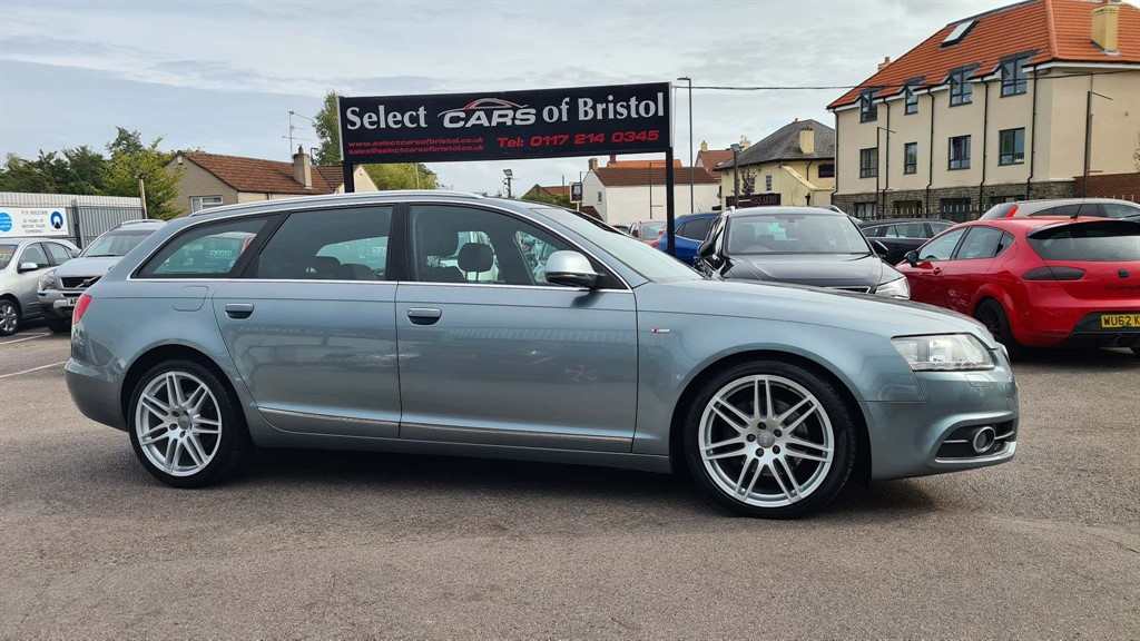used Audi A6 Avant S line Special Edition