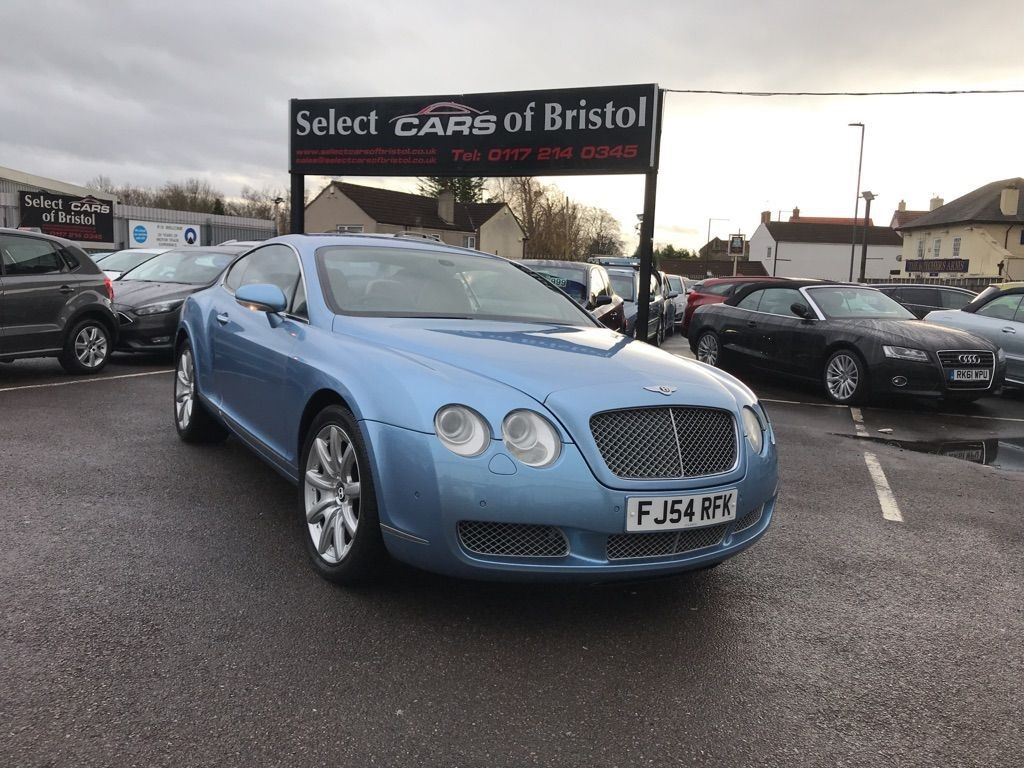 used Bentley Continental GT Coupe