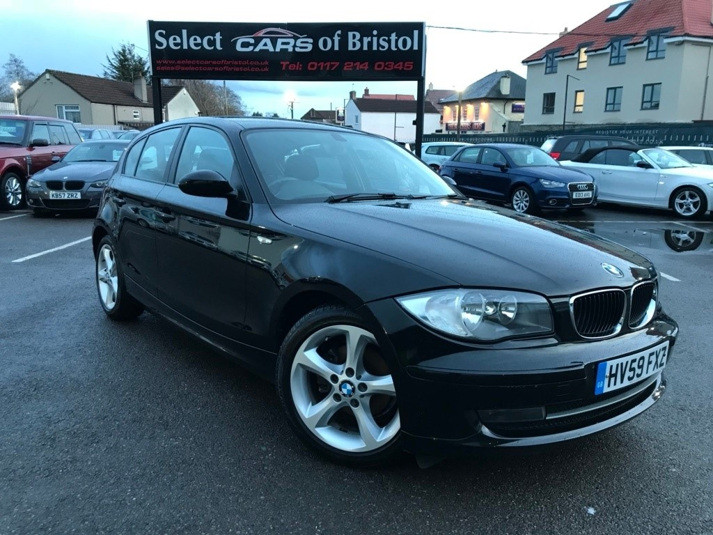 used BMW 116d 1 Series Sport 5dr