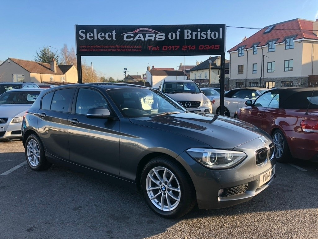 used BMW 116d 1 Series SE Sports Hatch 5dr Manual (s/s) (109 g/km, 116 bhp)