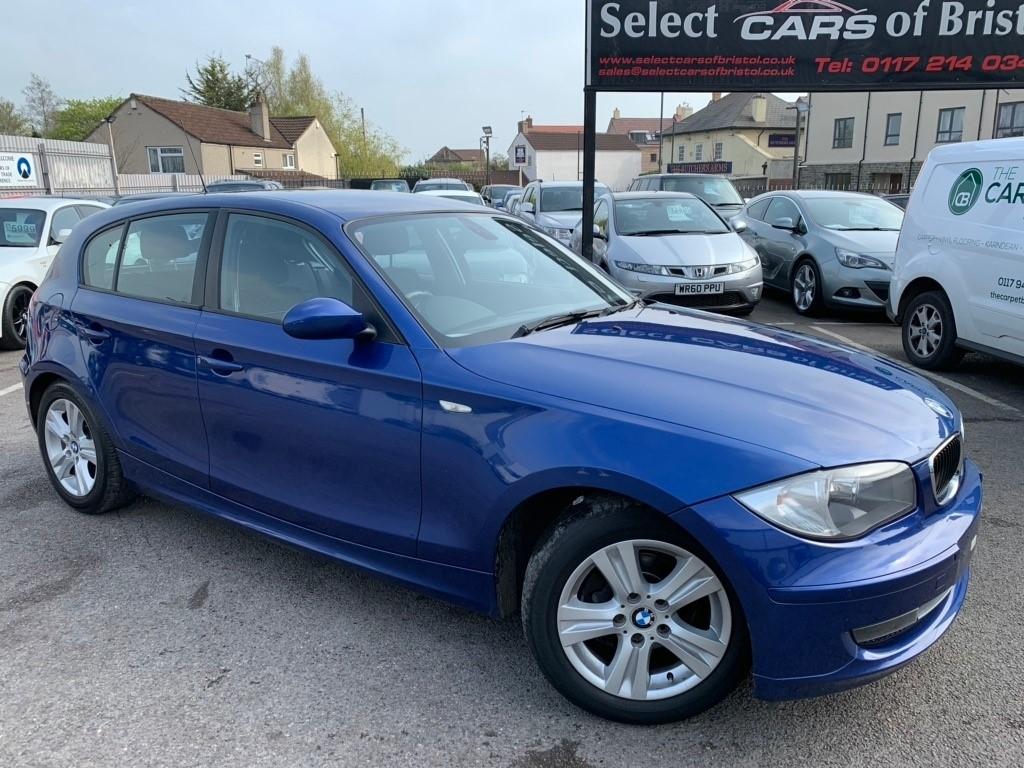 used BMW 116i 1 Series SE 5dr
