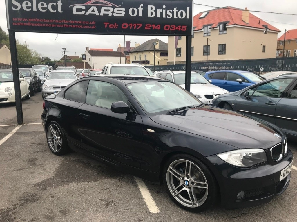 used BMW 118d 1 Series Sport Plus 2dr