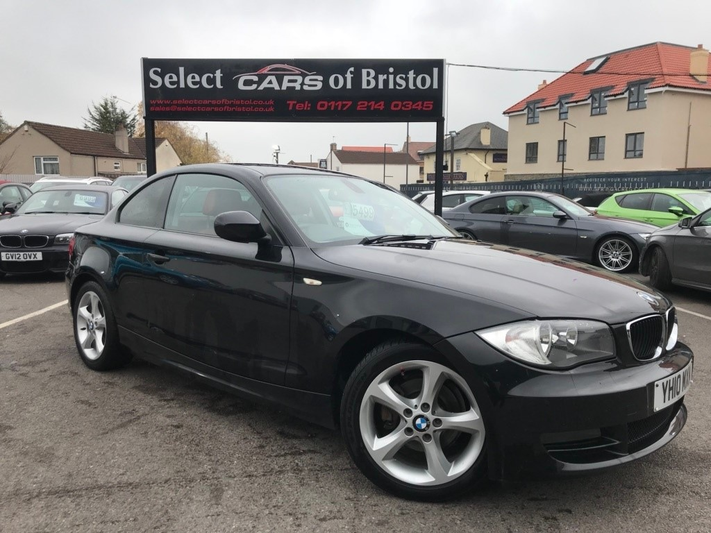 used BMW 118d 1 Series SE Coupe 2dr Manual (119 g/km, 143 bhp)