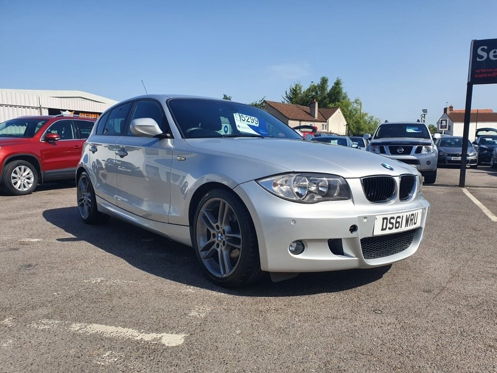 used BMW 118d 1 Series Performance Edition Hatchback 5dr Manual (119 g/km, 143 bhp)