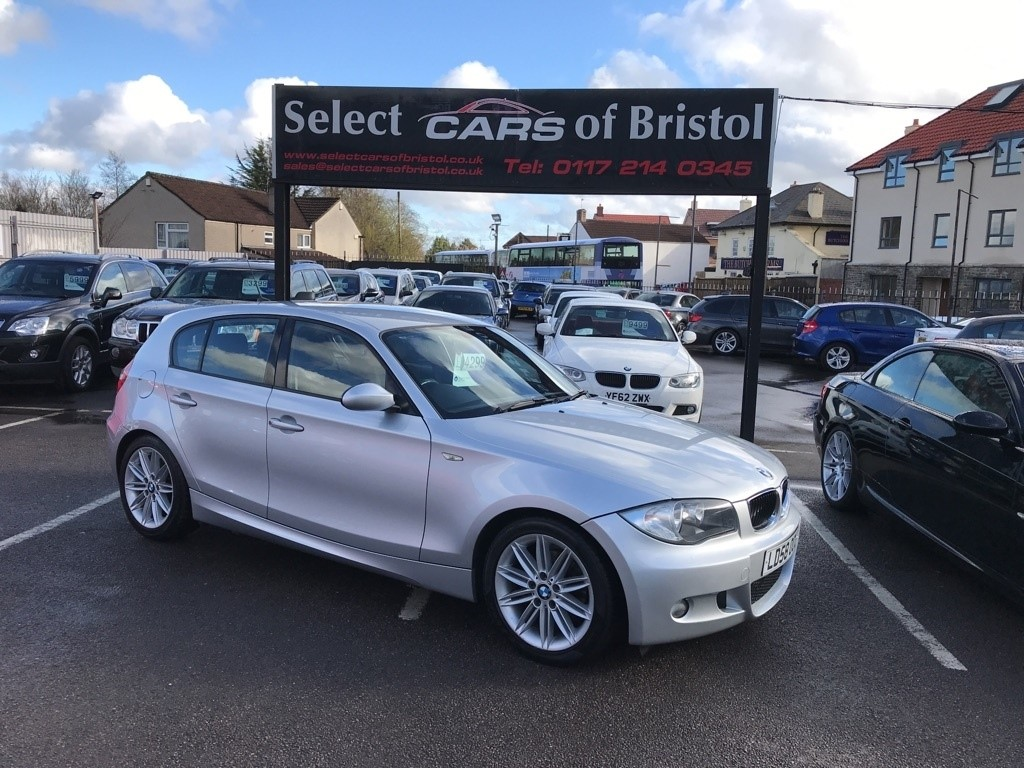 used BMW 118d 1 Series M Sport Hatchback 5dr Manual (119 g/km, 143 bhp)
