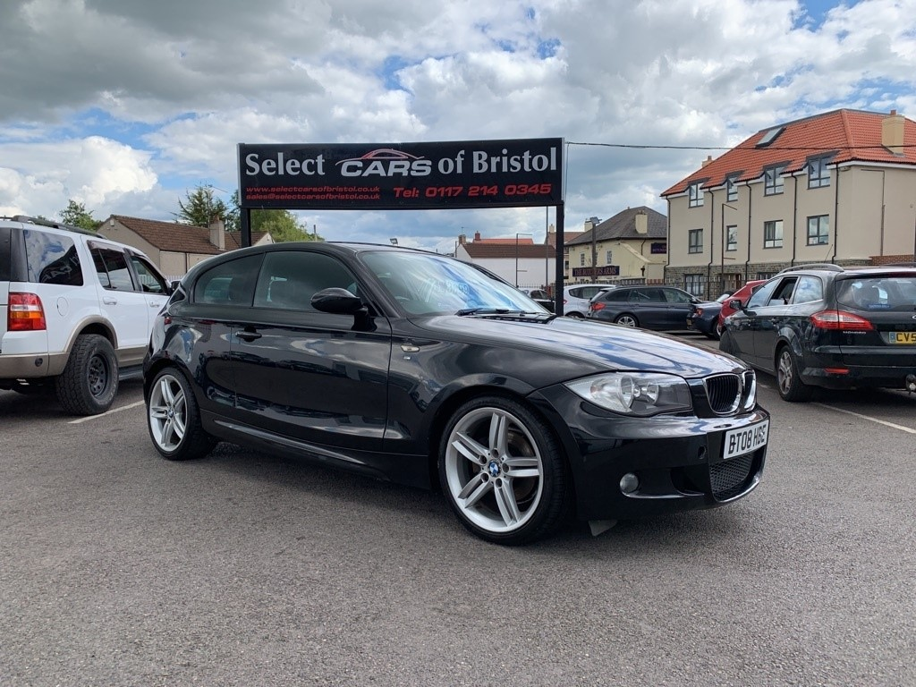 used BMW 118d 1 Series M Sport 3dr