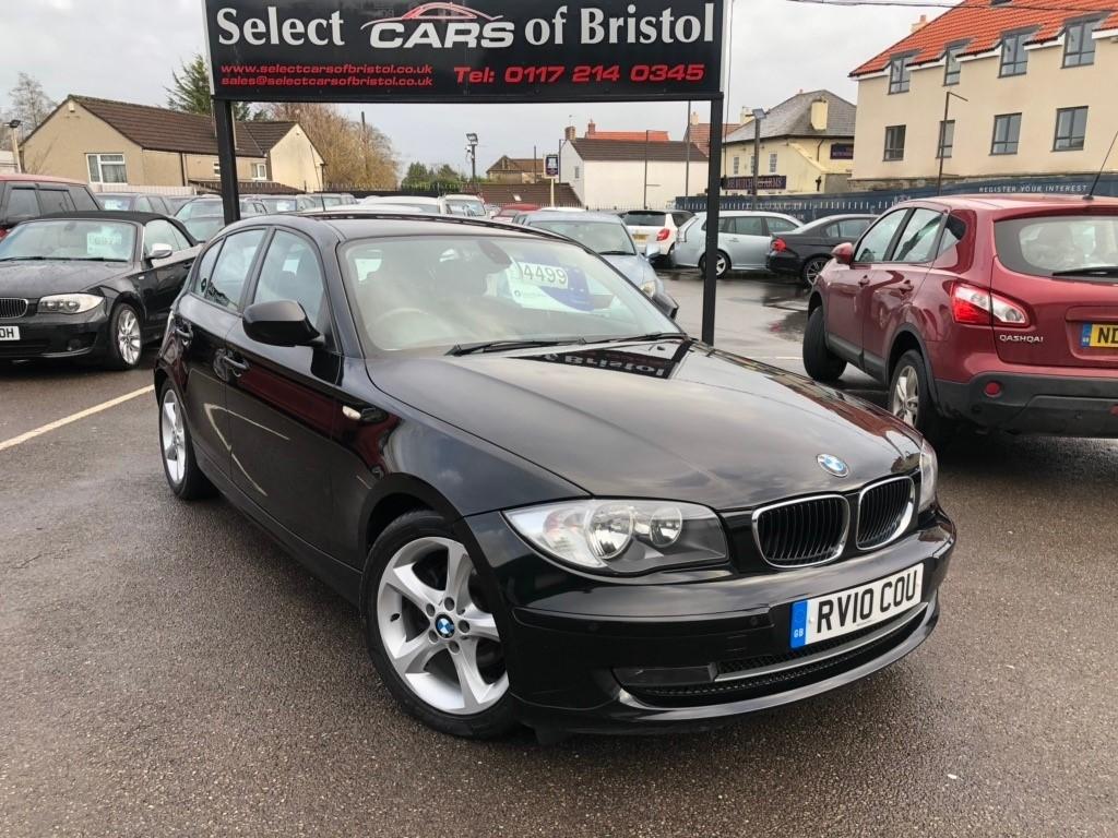 used BMW 118d 1 Series SE Hatchback 5dr Manual (119 g/km, 143 bhp)