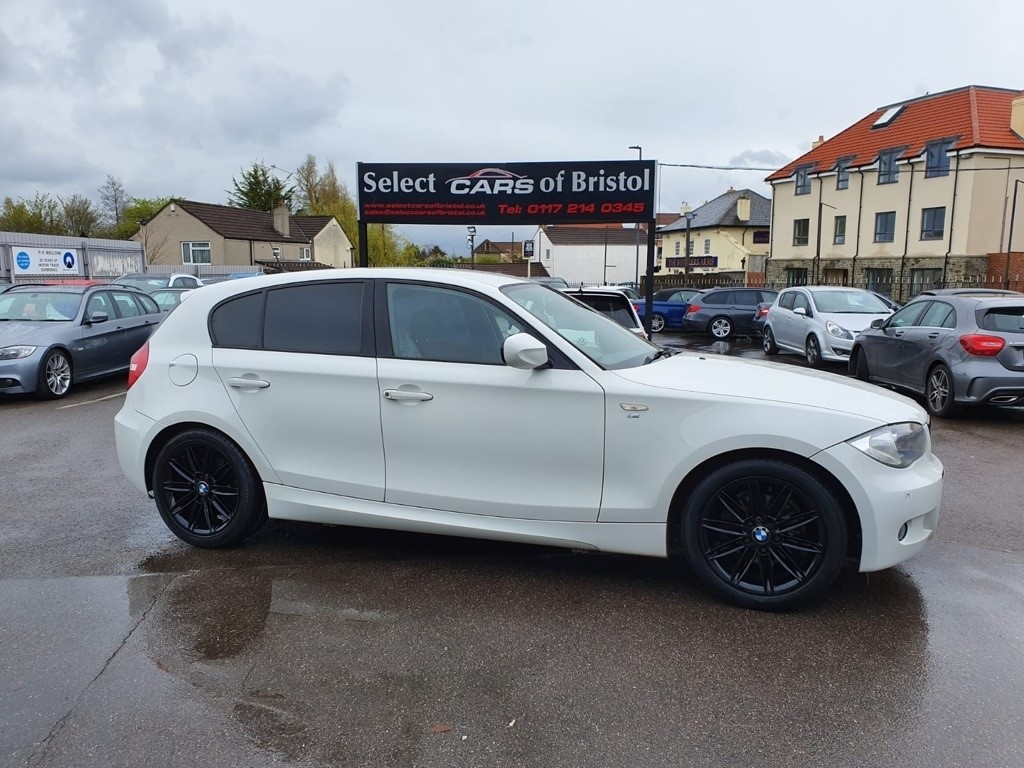 used BMW 118d 1 Series M Sport Hatchback 5dr Manual (119 g/km, 143 bhp)
