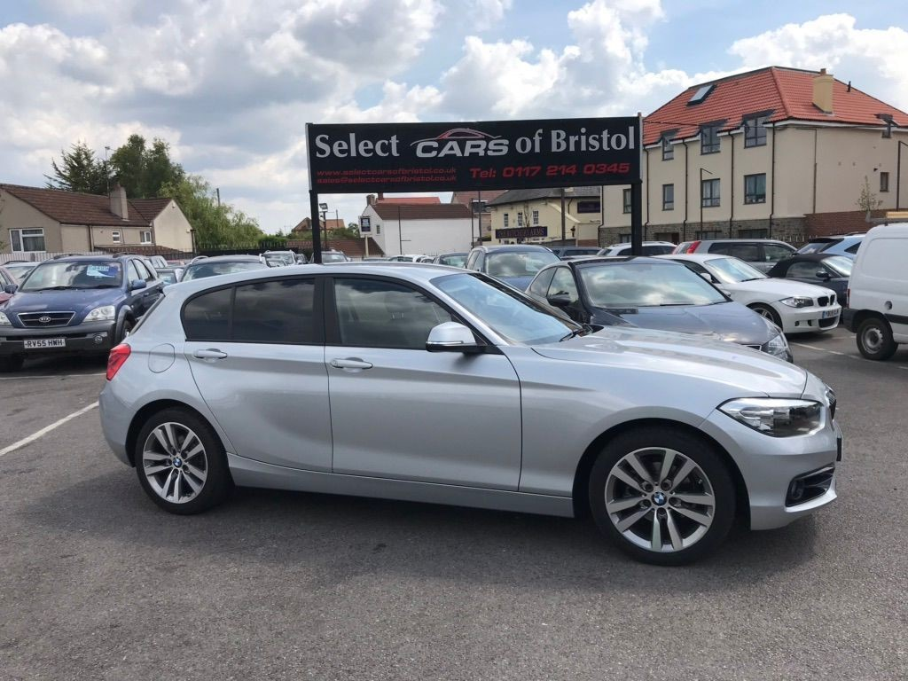 used BMW 118i 1 Series Sport Hatchback 5dr Auto (s/s) (136 ps)