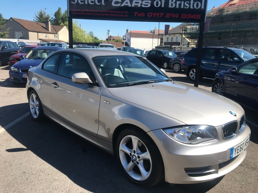 used BMW 120d 1 Series SE 2dr
