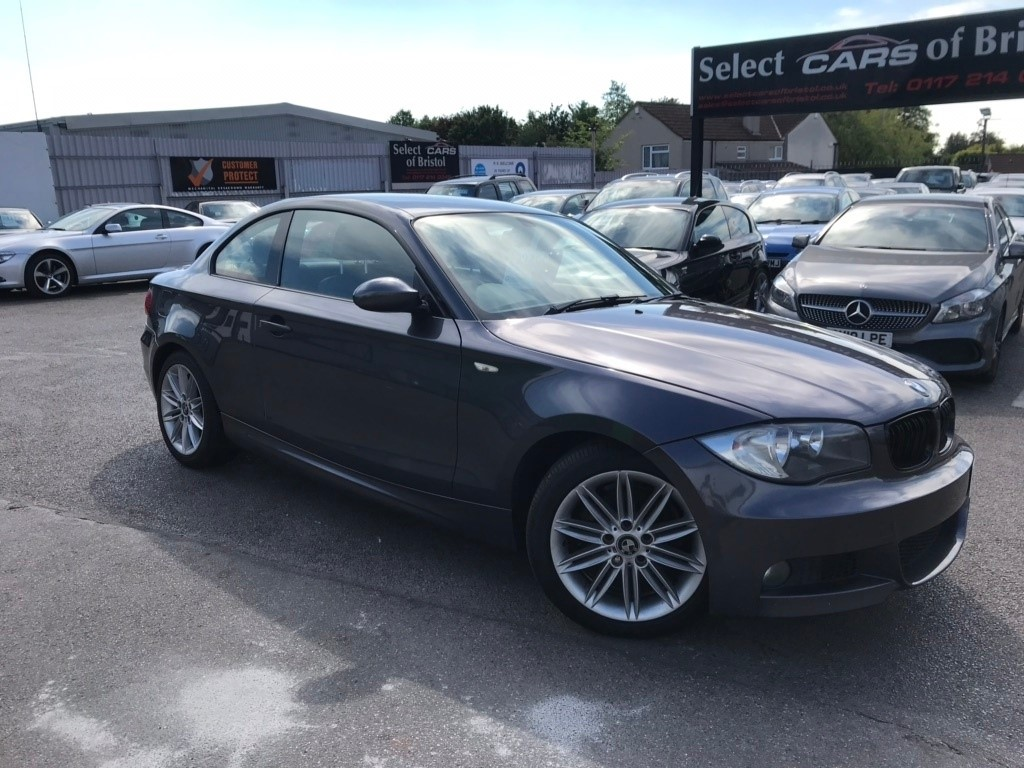 used BMW 120d 1 Series M Sport 2dr