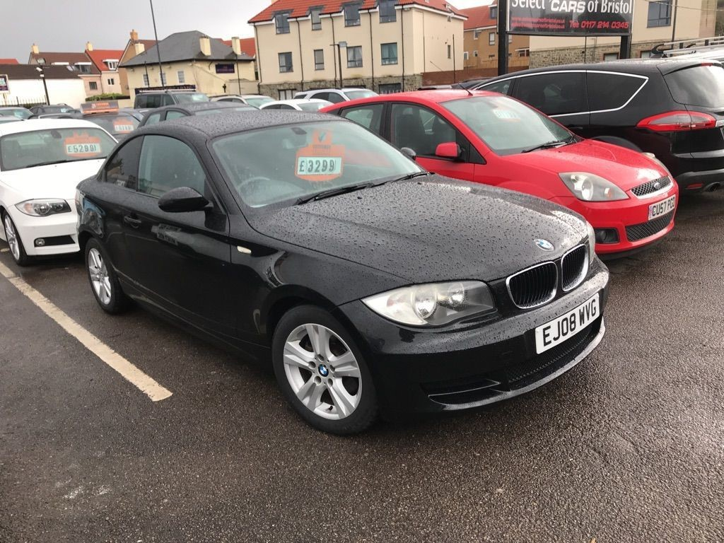 used BMW 120d ES Coupe