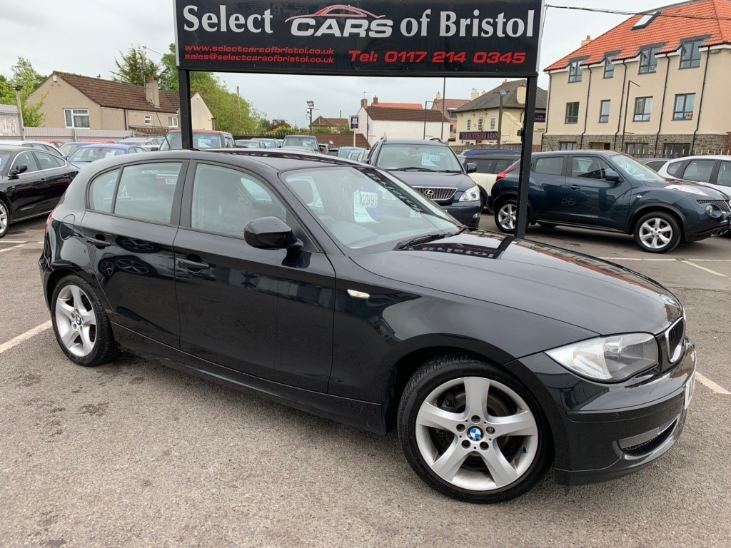 used BMW 120d 1 Series SE 5dr