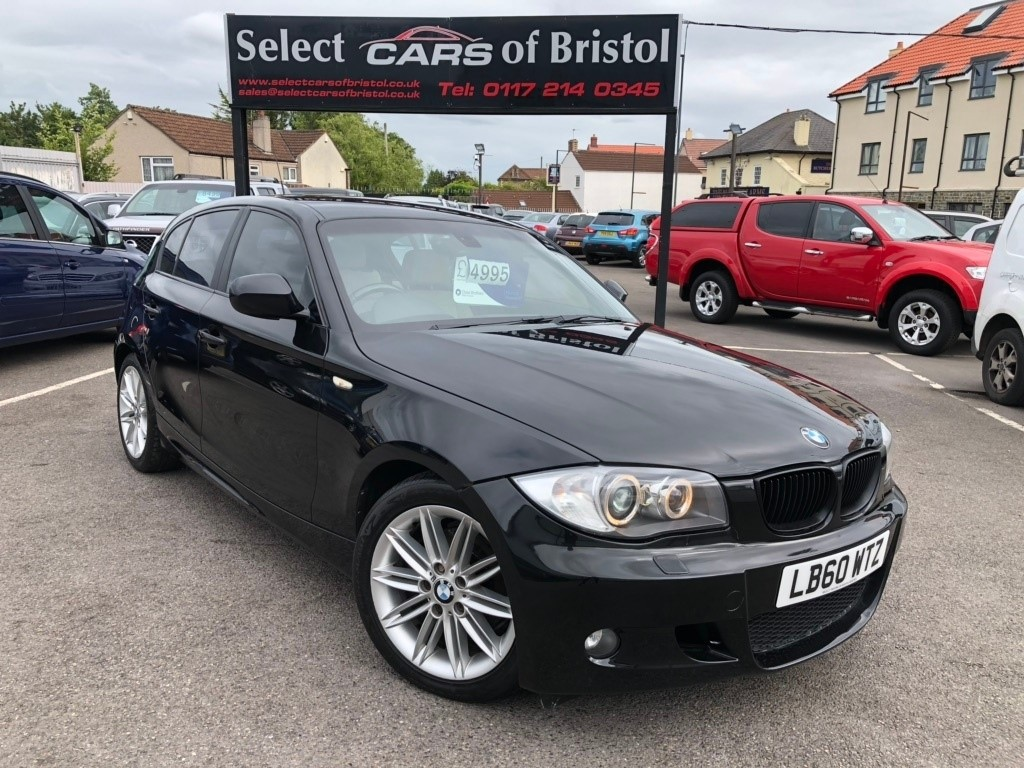 used BMW 120d 1 Series M Sport Hatchback 5dr Manual (125 g/km, 177 bhp)